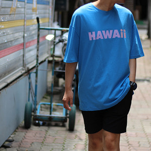 Hawaii Printed