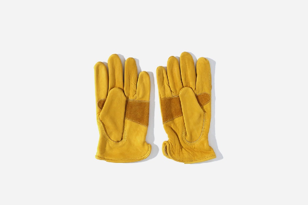 100% Laether Outdoor Glove