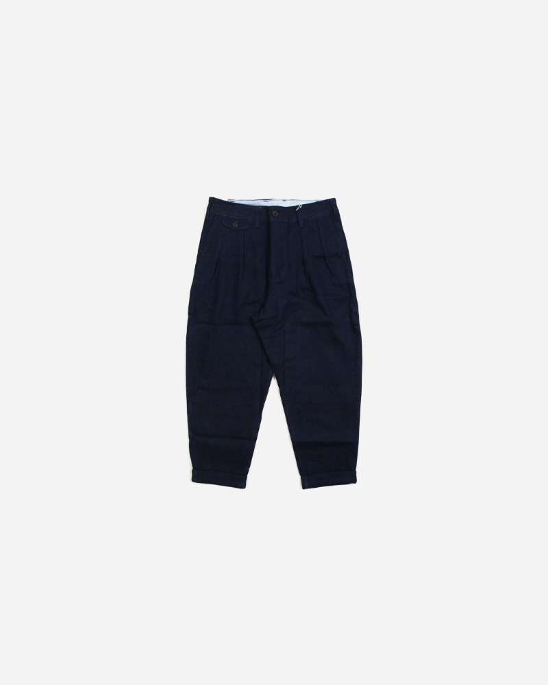 WC.P-035 BEAMS O DENIM EASY BD