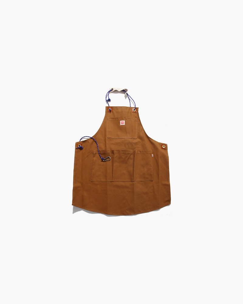 TRIFFER Oxford cotton Apron